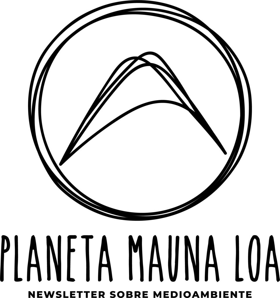 newsletter sobre medioambiente logo de Planeta Mauna Loa