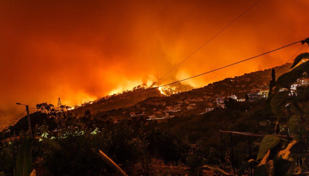qué son los incendios de sexta generación